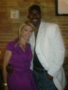 Corinna and Kevin Willis
