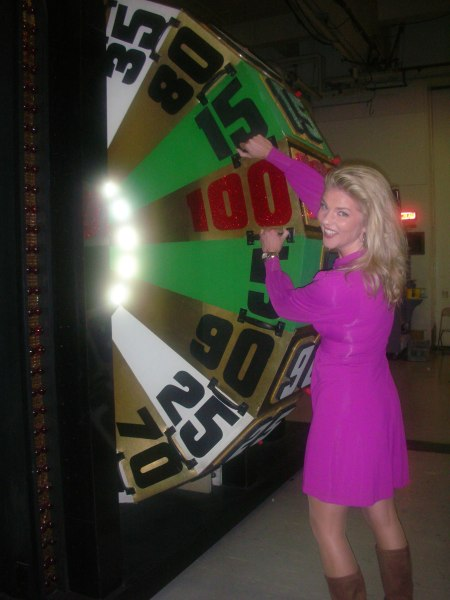 Corinna on the Price is Right