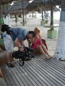 Corinna at the Westin Aruba