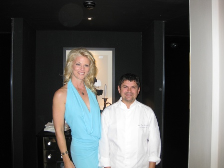 Corinna and the Chef