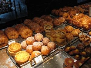 Pastries at La durée