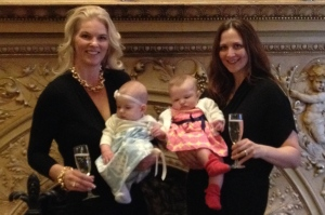 Sassy Mommies at the Pfister Hotel
